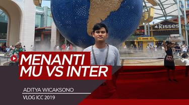 Berita Video Mengintip Latihan Manchester United dan Inter Milan Jelang Partai Perdana ICC 2019
