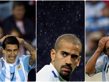 Pemain Argentina di Manchester United