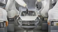 Generasi kedua dari Nissan Juke dikabarkan siap masuk jalur produksi