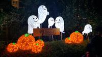 Ilustrasi halloween. Photo by seungju lee on Unsplash