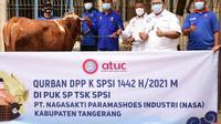 Kurban dari Konfederasi Serikat Pekerja Seluruh Indonesia (KSPSI)