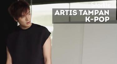 Beberapa aktor tampan asal Korea Selatan ini bikin penggemar jatuh cinta. Seperti apa ceritanya? Saksikan hanya di Starlite!