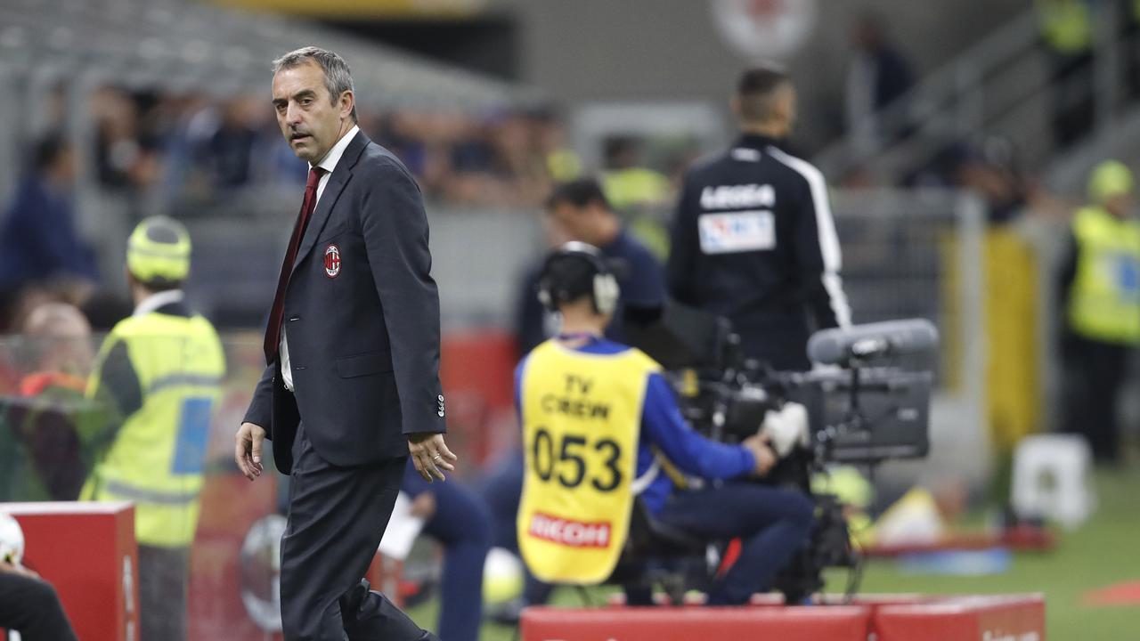 Dipecat AC Milan, Marco Giampaolo Mencetak Rekor Baru