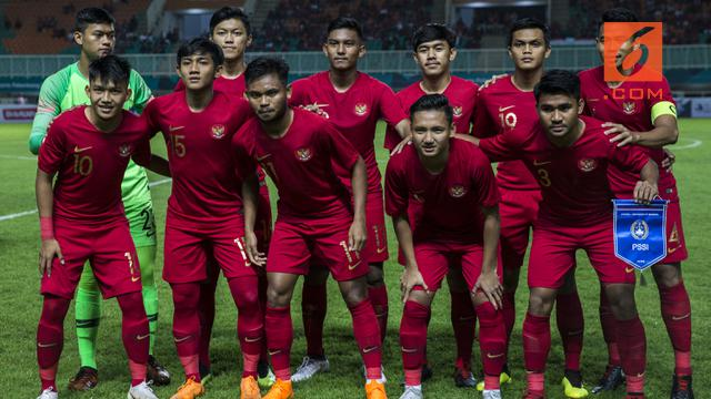 Daftar Harga Tiket Timnas Indonesia U 19 Di Piala Afc 2018