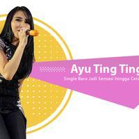 Ketika single baru Ayu Ting Ting tuai kontroversi hingg berhasil cetak prestasi. (Foto: Nurwahyunan/Bintang, Desain: Nurman Abdul Hakim/Bintang.com)