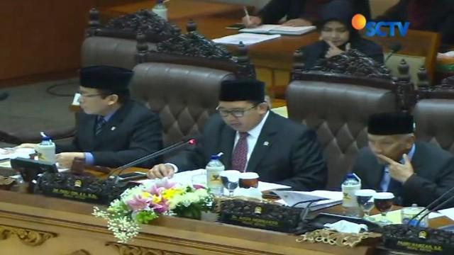 Perppu Ormas akhirnya disahkan menjadi undang-undang setelah dalam voting sebanyak 314 anggota dewan menerima dan 131 anggota menolak.
