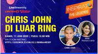 Chris John di Luar Ring - Liputan 6 #sharingsession (TriYas)