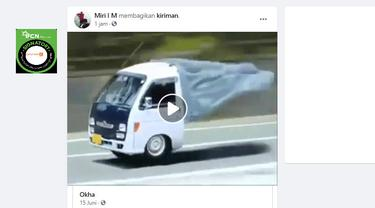 Penelusuran Klaim Video Mobil Esemka Siap Mengangkut Korban Covid-19
