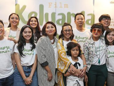 Disajikan Lebih Kekinian, Film Keluarga Cemara Diangkat ke Layar Lebar
