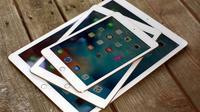 Ilustrasi tiga seri iPad (Sumber: The Verge)