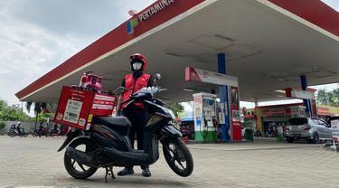 Masa Puncak Lebaran, Penyaluran BBM & Gas Lancar