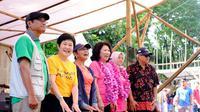 Happiness Festival hadir untuk memperkenalkan tiga cara untuk bahagia.