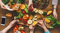 Ilsutrasi Vegan dan Vegetarian (sumber: iStockphoto)