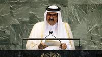 Emir Qatar,Emir Qatar Sheikh Hamad bin Khalifa al-Thani. (Reuters)