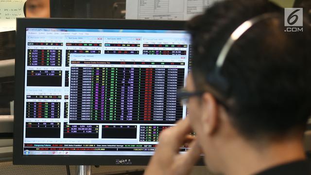 Pasar saham Indonesia naik 23,09 poin