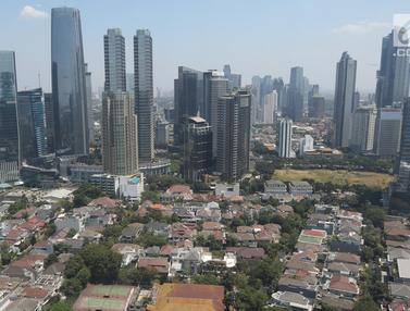 Kementerian ATR Sebut 49 Persen Wilayah Jakarta Masih Kumuh