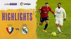 Berita Video, Real Madrid bermain imbang melawan Osasuna
