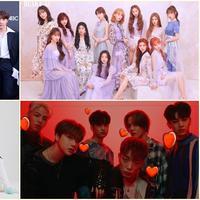 Sejumlah comeback menarik terjadi di bulan Februari. Konsep mana paling seru?