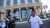 Kepala Daerah Kerja (Daker) Makkah meminta seluruh jemaah haji tak terpengaruh isu politik. (www.haji.kemenag.go.id)