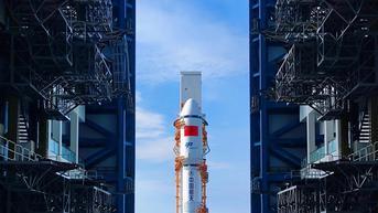 China Siap Luncurkan Tianzhou-3, Pesawat Ruang Angkasa Kargo Ketiga