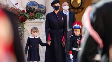 Putri Charlene dari Monako