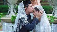 Momen Pernikahan Haico dan Rangga Azof di Samudra Cinta (Sumber: Instagram/