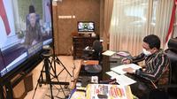 Mendes PDTT Abdul Halim Iskandar menghadiri acara puncak Gerakan Banga Buatan Indonesia yang bertajuk Kilau Digital Permata Flobamora