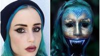 Lihat kemampuan make-up artist ini dalam mengubah rupanya menjadi berbagai macam karakter