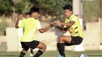 Latihan Timnas Indonesia U-16 jelang melawan UEA U-16. (Dok: PSSI).