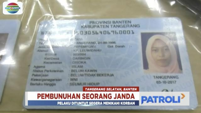 Seorang pria nekat menganiaya janda asal Tangerang hingga tewas lantaran kesal, korban selalu menuntut ingin dinikahi.