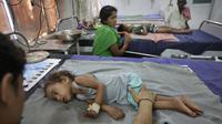 Terkuak, Penyebab Kematian 100 Bocah di India Utara Tiap Tahunnya (Kuni Takahashi for The New York Times)