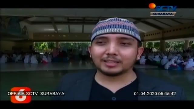 Menjelang masa libur Ramadhan, Pondok Pesantren Lirboyo, Kota Kediri memulangkan para santri. Pemulangan ribuan santri putra tersebut juga sebagai langkah antisipasi penyebaran virus corona (Covid-19) yang kini terus meluas.