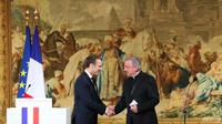 Luigi Ventura, utusan Vatikan (AFP Photo)