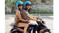 5 Momen Mesra Vanessa Angel dan Bibi Usai Gelar Resepsi, Makin Lengket (sumber: Instagram.com/vanessaangelofficial)