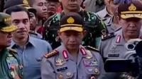 Kapolri Jenderal Tito Karnavian jenazah yang tertembak adalah Santoso.