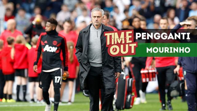 Berita video Time Out kali ini tentang para calon pengganti Jose Mourinho untuk Manchester United.