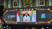 Menteri Kesehatan Terawan Agus Putranto dalam sambutan saat Pemberian Penghargaan Bidang Kesehatan Lingkungan Tahun 2020 secara virtual, Selasa (17/11/2020). (Ist)