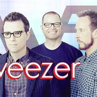 Menyimak musikalitas Weezer yang begitu melegenda dan tentunya berkualitas. (Foto: consequenceofsound.net, Desain: Nurman Abdul Hakim/Bintang.com)