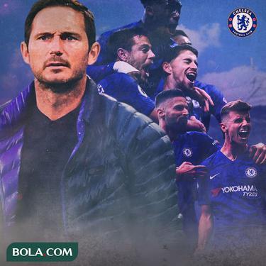 Chelsea - Frank Lampard dan Pemain Bintang Chelsea