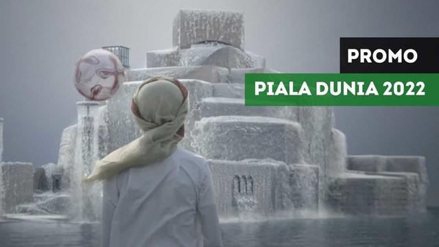 Berita Video Qatar Rilis Promo Film Piala Dunia 2022