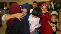 Sebanyak 51 Pekerja Migran Indonesia Bermasalah (PMI-B) yang berasal dari Yordania akhirnya berhasil pulang ke tanah air dengan selamat pada Sabtu (20/4/2019) malam.