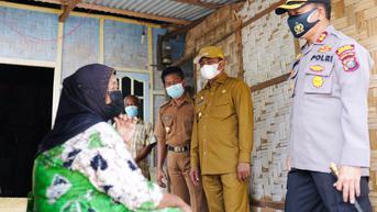 Kejar Herd Immunity, Bupati Darma Jemput Bola Vaksinasi Covid-19 Lansia di Serdang Bedagai