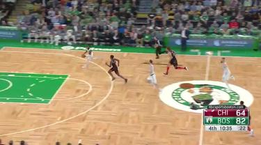 Berita Video aksi - aksi Layup keren Kyrie Irving 5 musim terakhir di NBA