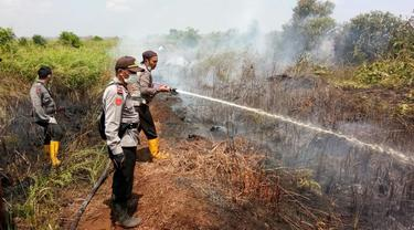 Titik-Titik Panas Mulai Bermunculan di Nusantara