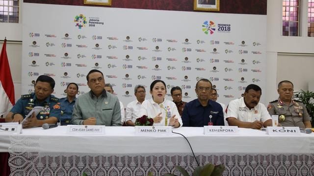 Menko Pmk Puan Maharani Indonesia Telah Sukses Menjadi Tuan Rumah Sekaligus Berprestasi Untuk Asian Games