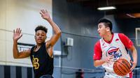 Tim Basket Pelajar Indonesia Jadi Runner-up di Amerika Serikat (Istimewa)