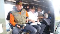 Kepala BNPB Doni Monardo mengajak pemerintah dan masyarakat untuk menghentikan kebakaran hutan dan lahan (karthutla) di Riau. (Dok Badan Nasional Penanggulangan Bencana/BNPB)