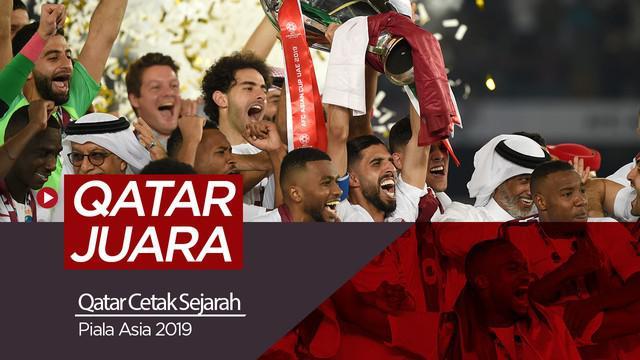 Berita video highlights Final Piala Asia 2019 antara Jepang menghadapi Qatar yang berakhir dengan skor 1-3, Jumat (1/2/2019)