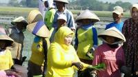 Neneng Hasanah Yasin, Bupati Bekasi yang ditangkap dalam kasus suap Meikarta (Dok. Instagram/https://www.instagram.com/p/BIodIXqggPB/?hl=en&taken-by=nenenghasanahyasin/Liputan6.com/Komarudin)