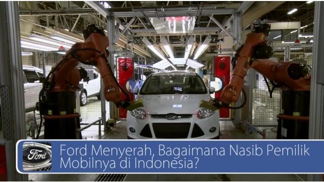Ford Motor Indonesia (FMI) menjadi tumbal sengitnya persaingan otomotif nasional dan teringat sesuatu, Hanny teman ngopi Mirna balik ke Mapolda Metro. Saksikan video selengkapnya di sini